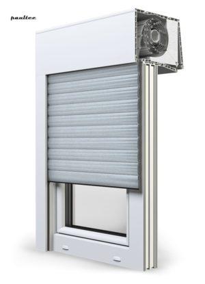 1 Silber Fenster Rollladen SKT Opoterm Aluprof