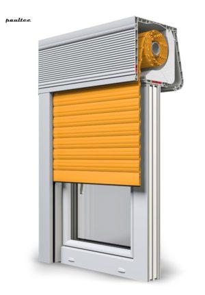 10 Gelb Fenster Rollladen CleverBox Soft Beclever