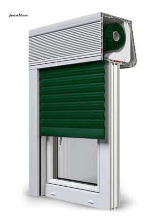 12 Grün Fenster Rollladen CleverBox Soft Beclever