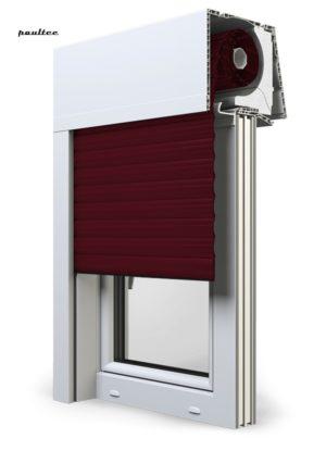 10 Gelb Fenster Rollladen Elite XT Exte Aufsatzrollladen Aufbaurollladen