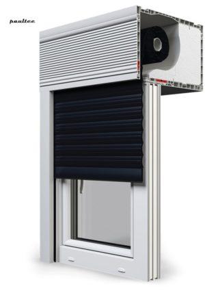 18 Schwarz Fenster Rollladen CleverBox Beclever