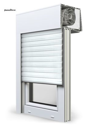 19 Ultraweiss Fenster Rollladen SKT Opoterm Aluprof