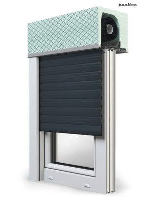 20 Anthrazitgrau Fenster Rollladen ROKA TOP 2 Unterputzrollladen Beck-Heun