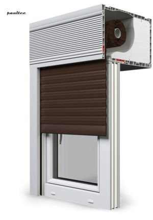 9 Braun Fenster Rollladen CleverBox Beclever