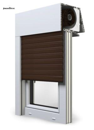 9 Braun Fenster Rollladen EXPERT XT Exte Aufsatzrollladen Aufbaurollladen