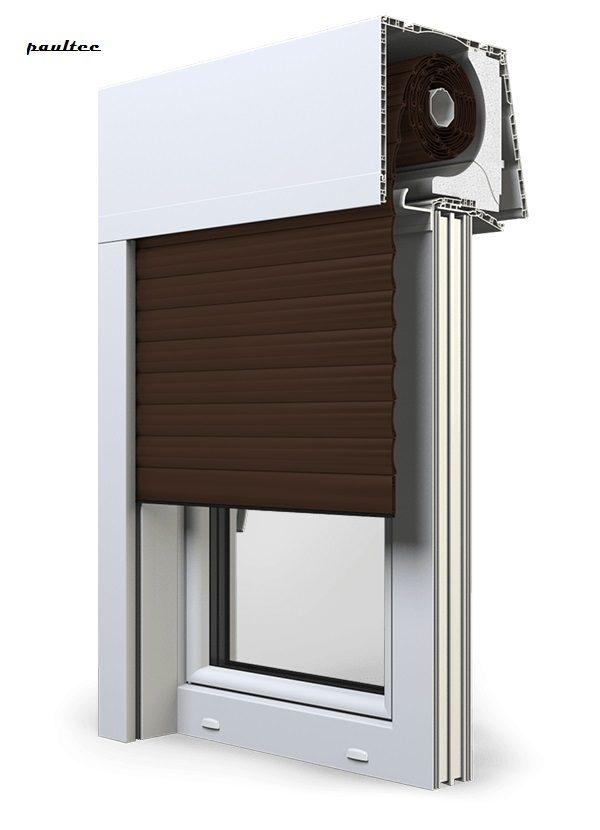 9 Braun Fenster Rollladen Elite XT Exte Aufsatzrollladen Aufbaurollladen