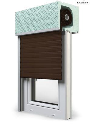 9 Braun Fenster Rollladen ROKA TOP 2RG Unterputzrollladen Beck-Heun