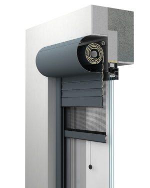 SKO-P_MKT-vorbaurollladen mit-Insektenschutz