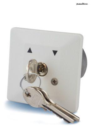 Schlüsselschalter - Rollladen Raffstore Sonnenschutz Garagentore