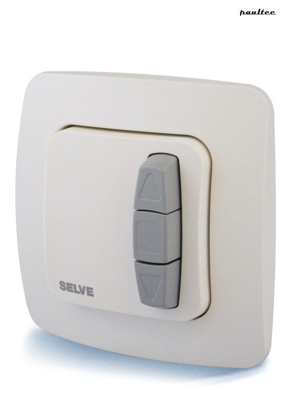 Selve intronic I switch Schalter - Rollladen Raffstore Sonnenschutz Garagentore