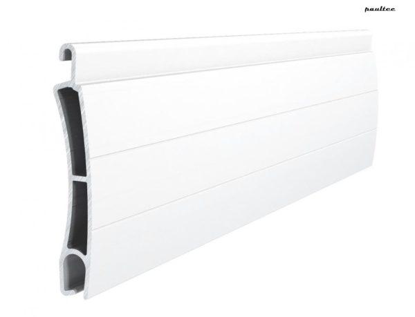 weiss Stranggepresstes PE 41 Aluminiumprofil